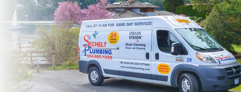 Sechelt Plumbing 24-7 Emergency Service